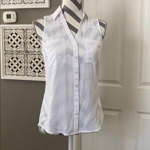 Express slim fit Portofino Shirt - Slim Fit XS